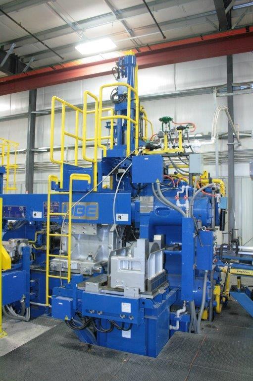 Postle Aluminum Extrusion Press 5