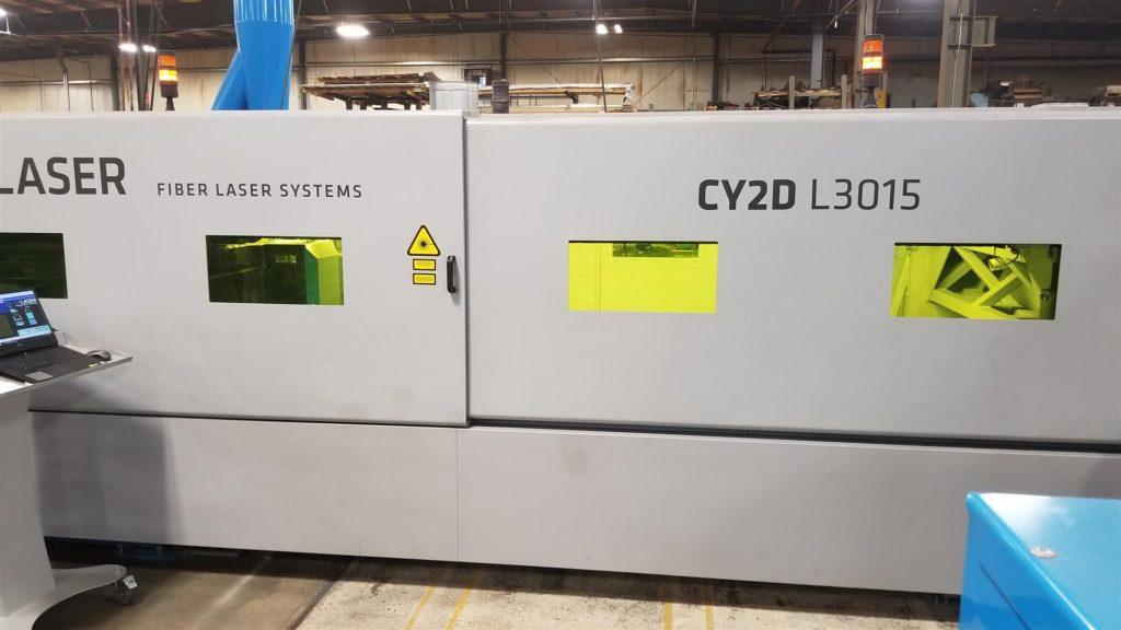 CY Laser L3015